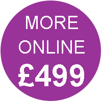 More Online for £499 Activ Web Design Worcester