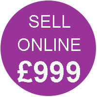 Sell Online for £999 Activ Web Design Worcester