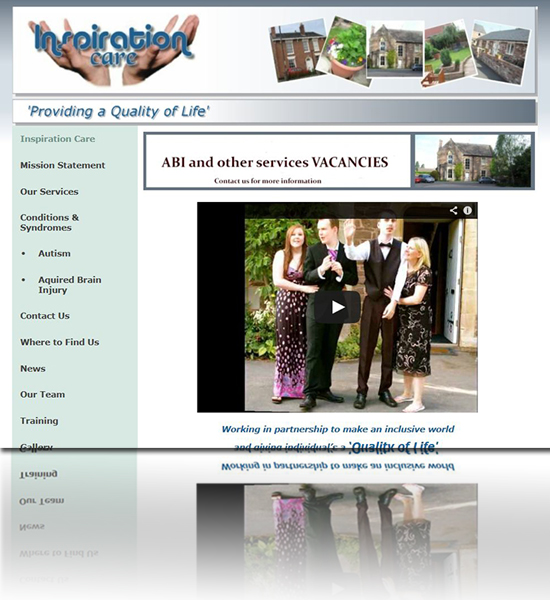 Inspiration Care, Leominster, Herefordshire