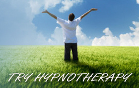 Try Hypnotherapy